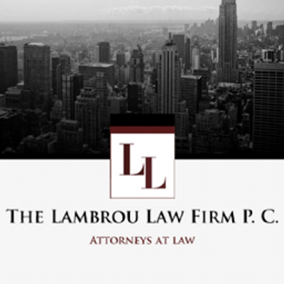 The Lambrou Law Firm, P.C.