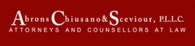 Abrons, Chiusano & Sceviour, PLLC
