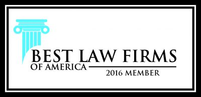 Best Law Firms of America Badge