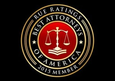 Best Attorney of America Badge