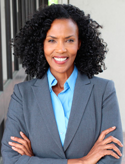 Woman Attorney at Best Law Firm